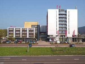 Hotel Mercure Groningen Martiniplaza