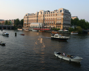 Foto Intercontinental Amstel Amsterdam