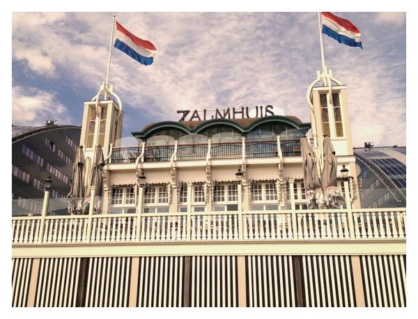 Zalmhuis brasserie grande salle villa rotterdam for Zalmhuis rotterdam