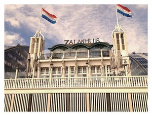 Zalmhuis - Brasserie, Grande Salle, Villa