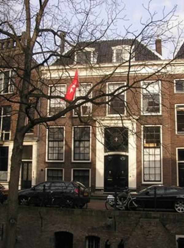 Bijzondere vergaderlocatie Utrecht Het Maltezerhuis