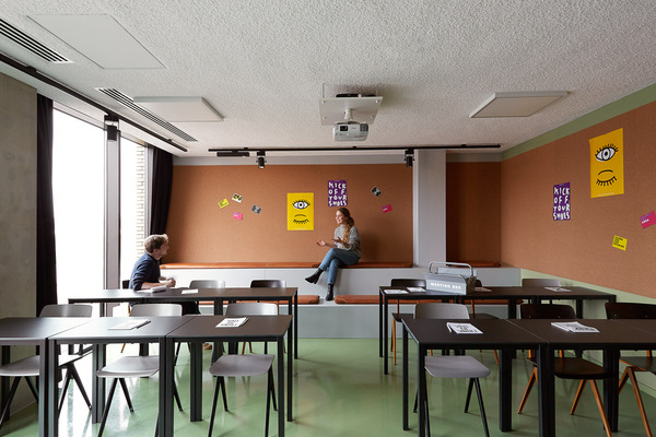 The student hotel eindhoven eindhoven locaties for Eindhoven design school