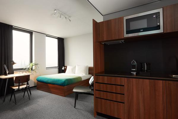 The student hotel eindhoven eindhoven locaties for Design hotel eindhoven