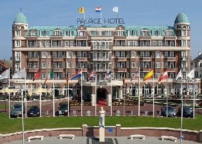 Top locatie Radisson Blu Palace Hotel