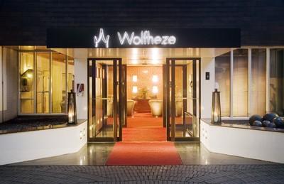 Top locatie Bilderberg Hotel Wolfheze