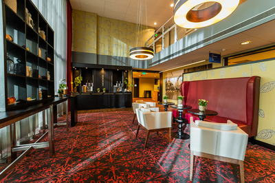 Top locatie Golden Tulip Leiden Centre