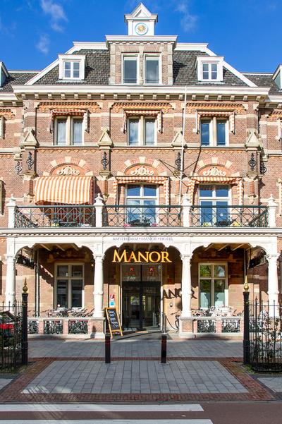 Top locatie The Manor Hotel - Hampshire Eden