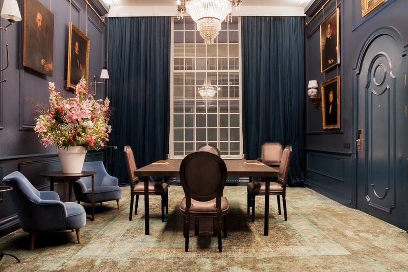 Pulitzer Hotel Amsterdam Parkeren