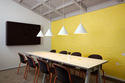 Post-it meeting room - The Student Hotel Amsterdam City
