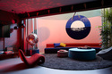 Play room - The Student Hotel Amsterdam City