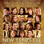 Met meetings.nl naar de film  New Years Eve