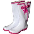 Pink Ribbon Laarzen